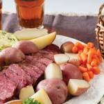 Corned Beef and Cabbage Recipe for Saint Patrick's Day!