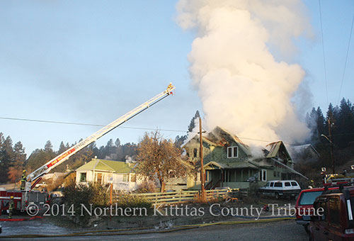 HEADLINES for the Week of November 20, 2014-Northern Kittitas County Tribune.