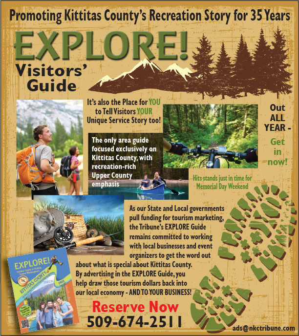 Local tourism guide celebrates 35 years of promoting Kittitas County's recreation story
