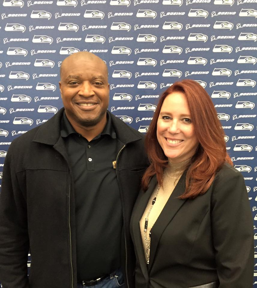 Seahawk great Mack Strong says register and then vote strong