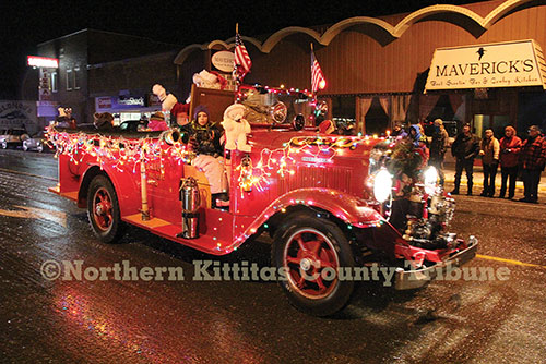 HEADLINES for the week of December 10, 2015 – Northern Kittitas County Tribune