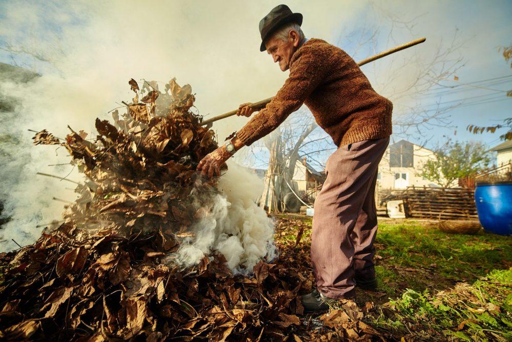 PSA – Outdoor Burning Regulations for Kittitas County – Spring 2019