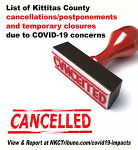 List of cancellations and closures