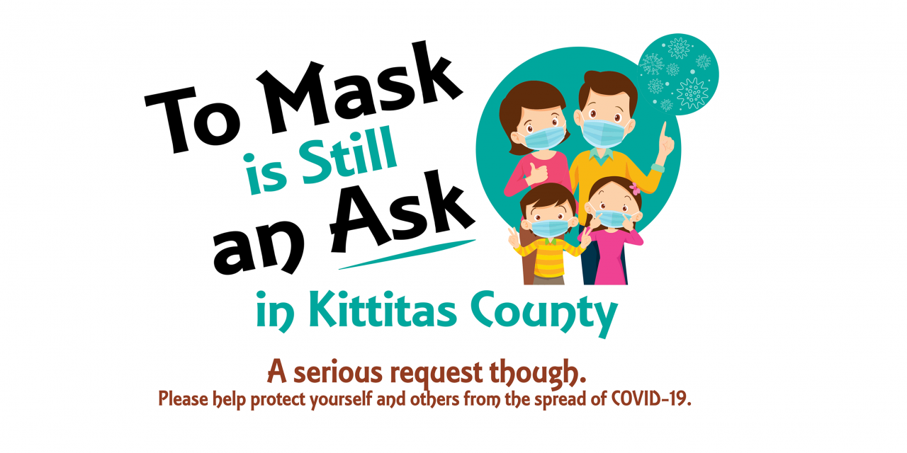To Mask is Still an Ask in Kittitas County